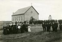 German Roman Catholics coming from Chapel near Kerrobert