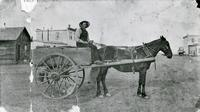 James R. Wilson With Water Wagon