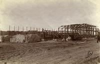 Construction of Streetcar Barns
