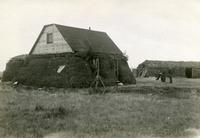 Sod and Frame House near Kerrobert