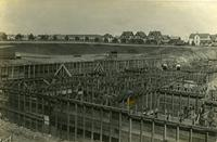 Construction of the Seaborn Apartment Block