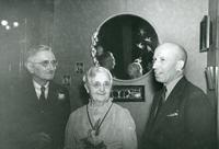 Alexander H. Gibbard, Mrs. Gibbard and W. W. Snider
