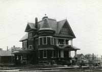 Residence at Corner of Redland Avenue and Hall Street