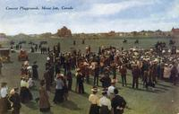 Crescent Playgrounds, Moose Jaw, Canada