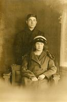 [Portrait of Alex Korb and Ella Greb]
