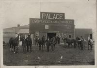 Morse 1911 [Palace Livery, Feed & Sale Stables]
