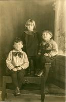 [Three young childen]