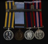Theodore Norman Letkeman Medals