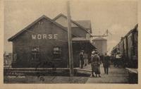 C.P.R. Station. Morse, Sask.