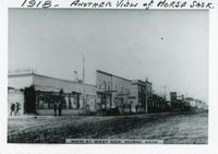 1918 - Another View of Morse Sask.