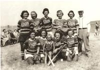 [Nurses] Baseball Team 1948