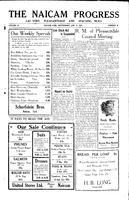 The Naicam Progress January 13, 1932