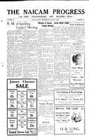 The Naicam Progress January 20, 1932