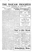 The Naicam Progress February 17, 1932