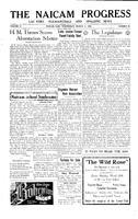 The Naicam Progress March 9, 1932