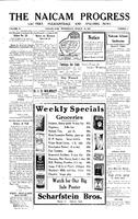 The Naicam Progress March 16, 1932