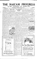 The Naicam Progress March 30, 1932