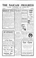 The Naicam Progress May 11, 1932