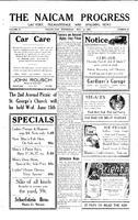 The Naicam Progress May 18, 1932