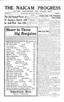 The Naicam Progress May 25, 1932