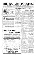 The Naicam Progress June 1, 1932