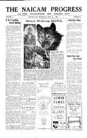 The Naicam Progress June 22, 1932