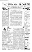 The Naicam Progress June 29, 1932