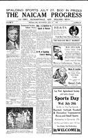 The Naicam Progress July 13, 1932