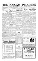 The Naicam Progress September 14, 1932