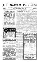The Naicam Progress September 28, 1932