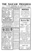 The Naicam Progress October 5, 1932