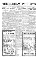 The Naicam Progress November 9, 1932