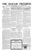 The Naicam Progress November 16, 1932