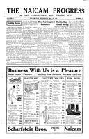 The Naicam Progress November 23, 1932