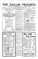 The Naicam Progress January 4, 1933