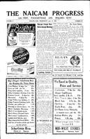 The Naicam Progress January 11, 1933