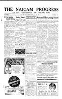 The Naicam Progress January 25, 1933