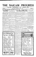The Naicam Progress March 1, 1933