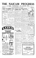 The Naicam Progress March 29, 1933