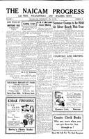 The Naicam Progress May 24, 1933