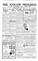 The Naicam Progress May 31, 1933
