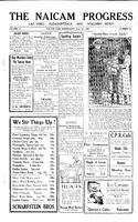 The Naicam Progress June 21, 1933