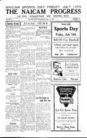 The Naicam Progress July 5, 1933