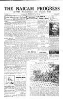 The Naicam Progress November 15, 1933