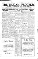 The Naicam Progress April 2, 1930