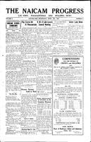 The Naicam Progress April 16, 1930