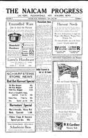 The Naicam Progress August 27, 1930