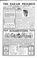 The Naicam Progress December 10, 1930