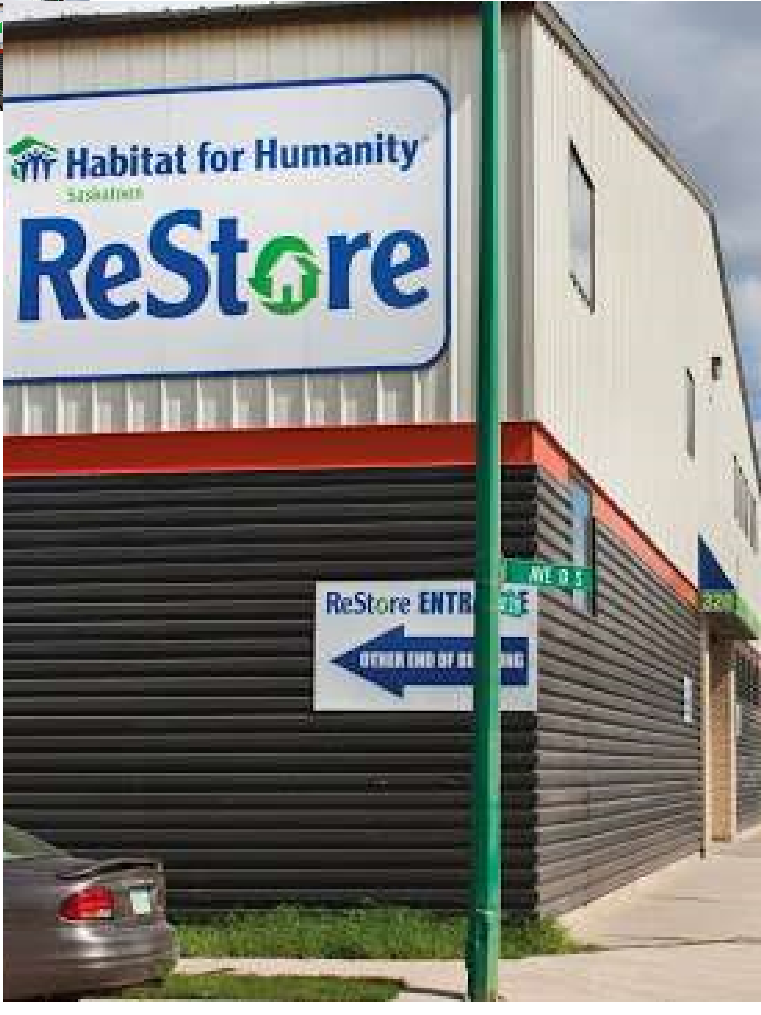 Bringing Habitat for Humanity into the Neighbourhood: Keeping 20th Street a Positive Place
