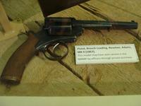 Pistol, Breech Loading, Revolver, Adams MK II